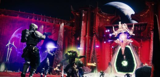 Destiny 2 Bound Manacle Location in the Gatehouse – D2 Shadowkeep guide
