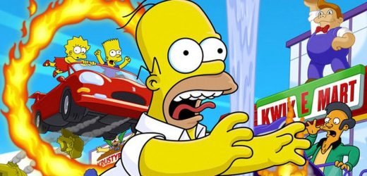 The Simpsons Hit & Run could be remastered for PS4 and Xbox One