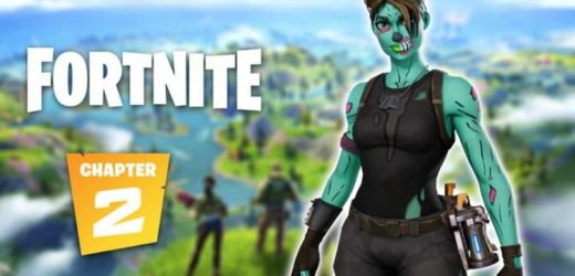 Fortnite update 11.01 early patch notes: Ghoul Trooper item shop news, chapter 2 bug fixes
