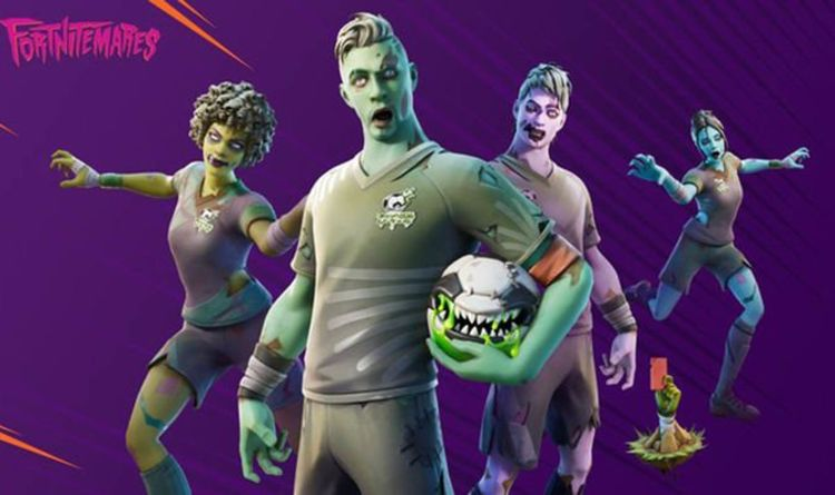 Fortnite Fortnitemares COUNTDOWN: Start date, time, skins, leaks, challenges, patch notes
