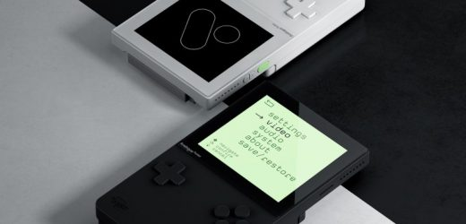 Relive Handheld Glories With The Analogue Pocket