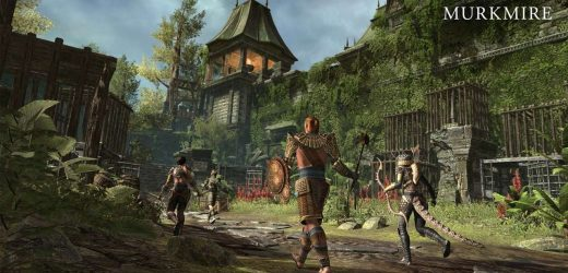 Elder Scrolls Online Has Plans For 2020 And Years Beyond