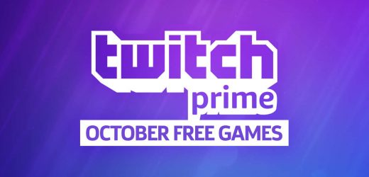 See Amazon Prime's Free Games For October