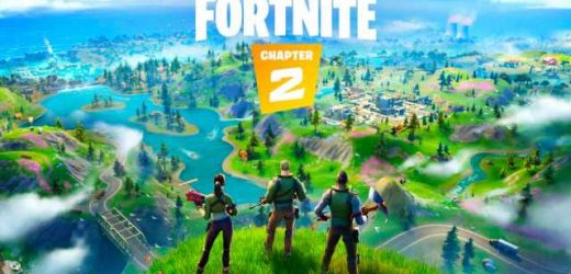Fortnite Season 11 Is Officially Chapter 2: Update Brings New Map