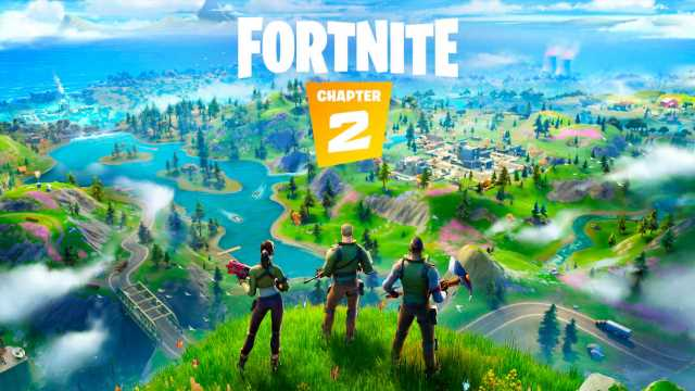 Fortnite: Chapter 2 Update Out Now, Here's What's New