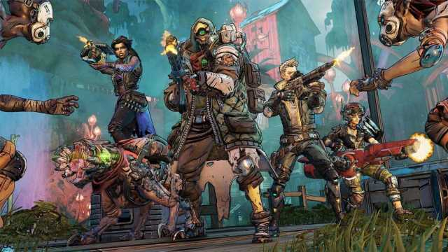 Borderlands 3 For $33.74, And More Awesome Game Deals At Amazon Right Now (PS4, Xbox One, Switch)