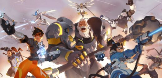 Overwatch 2 artwork leaks through Blizzard store