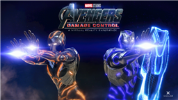 Become a Superhero in The VOID's Avengers: Damage Control