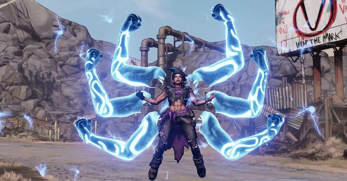 Borderlands 3's new patch includes some major Moze nerfs