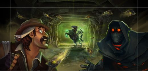 Hearthstone's celebrating Halloween with three-week Doom in the Tomb event