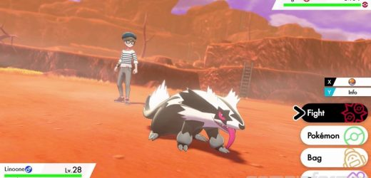 Exp. Share Is Baked Into Pokémon Sword And Shield