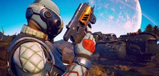 Twitch chat murdered The Outer Worlds' first NPC