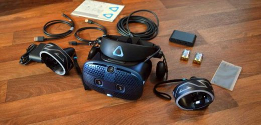 Our Vive Cosmos Review is Postponed Until HTC Shines Light on a Potentially Glaring Issue