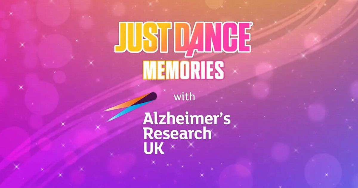 Just Dance 2020 and Alzheimer's Research UK are raising £30000 for charity