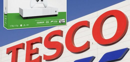 Tesco Black Friday deal cuts Xbox One S bundle to £109