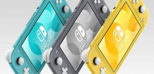 Nintendo Switch Lite bundle price slashed to £229 – and it includes free Spotify