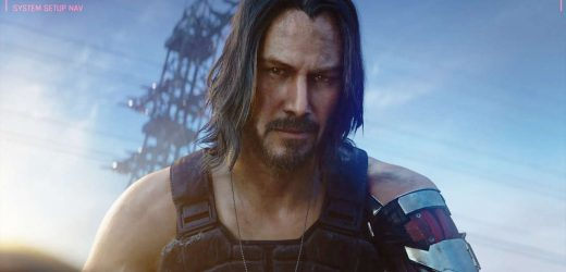 Cyberpunk 2077 Has Twice As Much Keanu Reeves, At Actor's Request