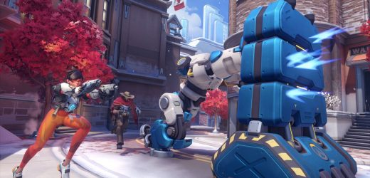 Overwatch 2's new Push mode is great, but I'm worried about its story missions
