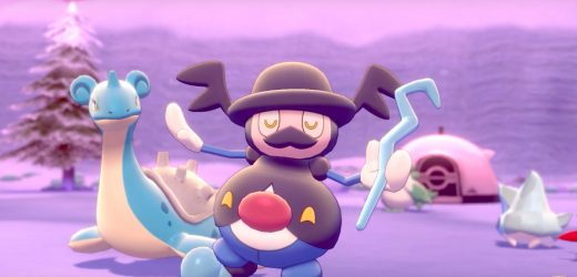 Mr. Mime's Pokémon Sword and Shield evolution makes him less scary