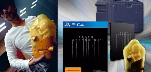Daily Deals: Death Stranding is Out Friday, Preorder the Collector's Edition Today
