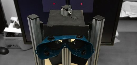 Researchers Boost Contrast in VR Headsets by Lying to Your Eyes
