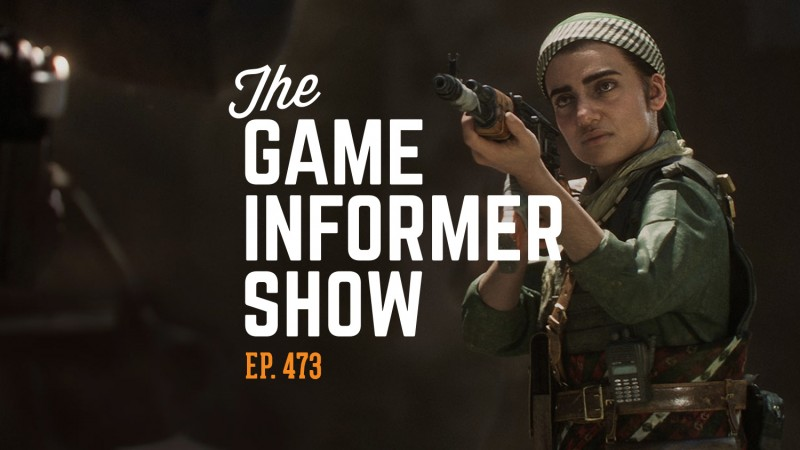 GI Show – Call of Duty: Modern Warfare, Luigi's Mansion 3, And Minnesota Røkkr Interview
