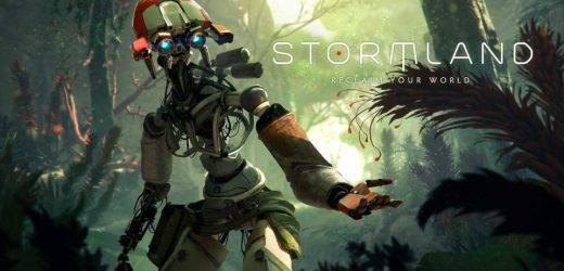 Stormland Review – The New Bar for VR Open-world Adventure