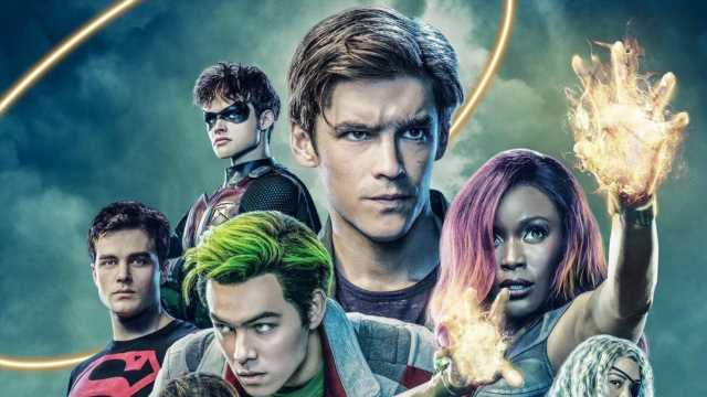 DC Universe's Titans Season 3 Renewal Announcement
