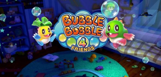 Bubble Bobble 4 Friends review: Family-friendly hit is an ideal Christmas game