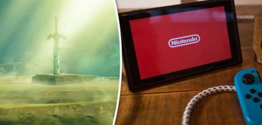 Forget Breath of the Wild 2, Zelda fans are going to love this Nintendo Switch update