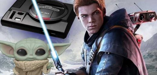 Daily Deals: 44% Off Star Wars Jedi: Fallen Order, 65% off Sega Genesis Mini, Nintendo Switch Games, and More
