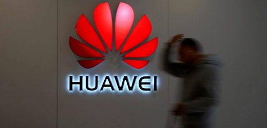Huawei's 2019 revenue to jump 18%, forecasts 'difficult' 2020
