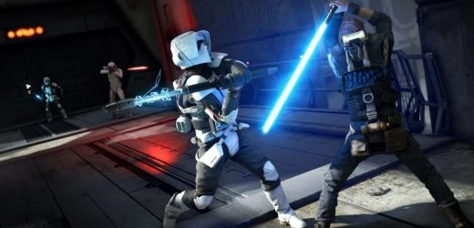 Star Wars Jedi: Fallen Order Update Makes A Change To A Certain Lightsaber Upgrade