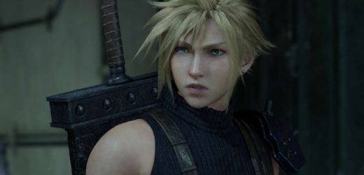Final Fantasy 7 Remake's Game Awards Trailer Focuses On Cloud's Personality