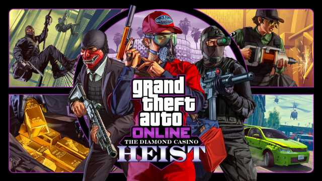 GTA 5 Online Getting Diamond Casino Heist Next Week