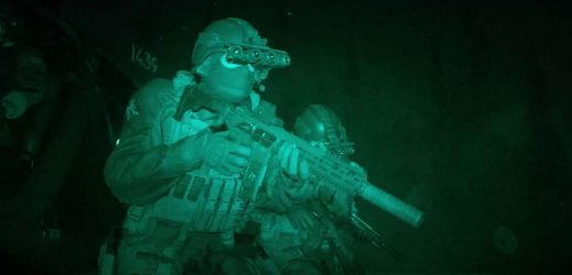 New Call Of Duty: Modern Warfare Update Removes Night Maps From Hardcore Modes