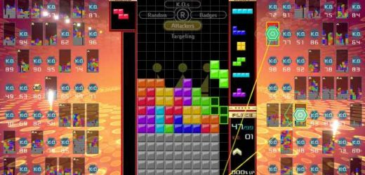 Tetris 99 Update Lets You Squad Up With Friends