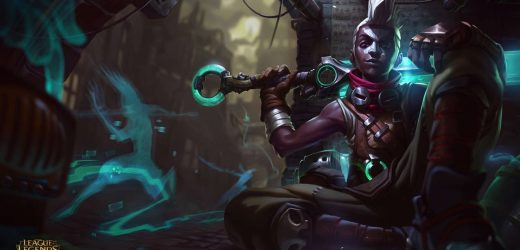 League Of Legends' Ekko Stars In New Single-Player, Story-Driven Game Called Convergence