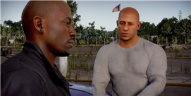 Fast And Furious: Crossroads, A Game Based On The Movies, Coming In May