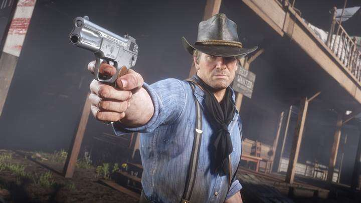 Red Dead 2 On PS4 Gets PC Exclusive Content