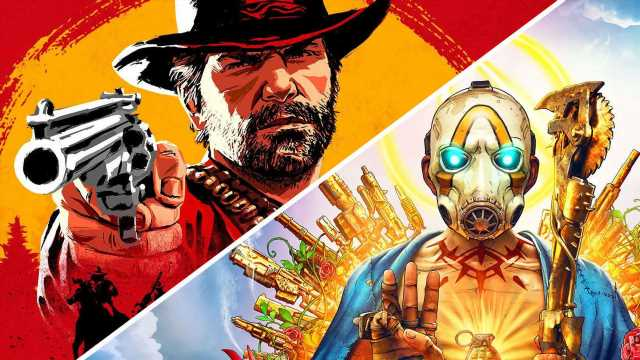 Red Dead 2, Borderlands 3 Get Big Discounts In This Winter PC Games Sale