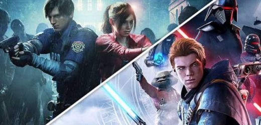 Star Wars Jedi Fallen Order, Resident Evil 2 Discounted In Winter PC Games Sale
