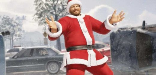 Dead Or Alive 6 Christmas DLC Is Sure To Deck Your Halls
