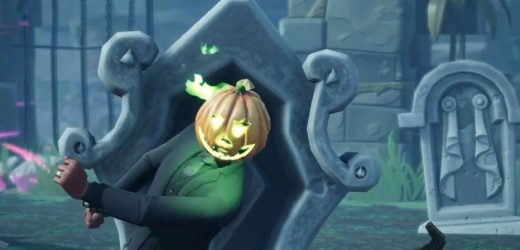 Fortnite publisher files complaint against Dancing Pumpkin Man after he threatened to sue