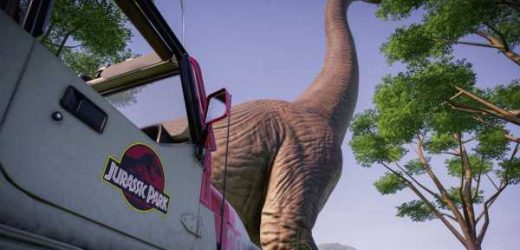 Why Frontier is returning to the iconic Jurassic Park