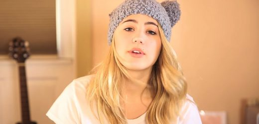 Lia Marie Johnson Has NSFW Livestream Accident On Instagram