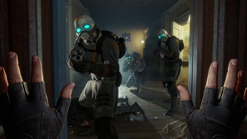 Valve Releases Details On Half-Life: Alyx
