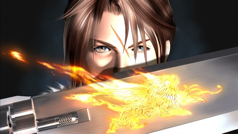 Back To School: The Stories Behind Final Fantasy VIII