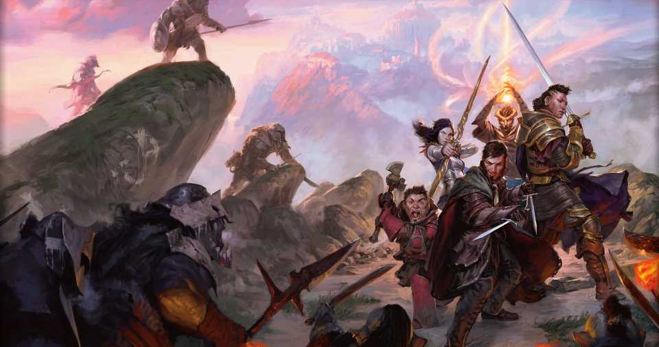 Seven Or Eight New Dungeons & Dragons Video Games Are Coming In The Near Future