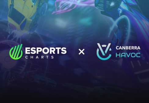 Esports Charts finds latest partner in Canberra Havoc